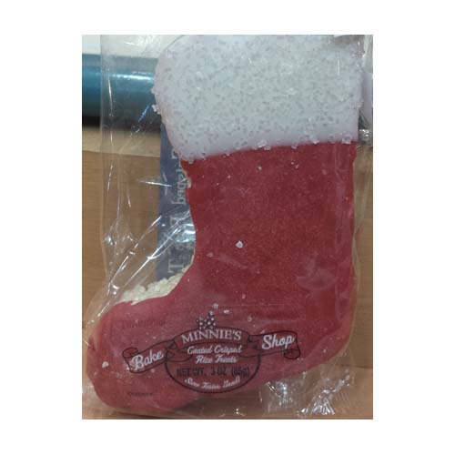 Disney Minnie's Bake Shop - Rice Crispy Treat - Christmas Stocking