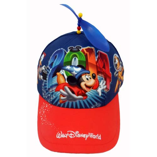 35d1a3b99811b Add to My Lists. Disney Youth Hat - 2014 Mickey and Friends Baseball Cap  with Propeller