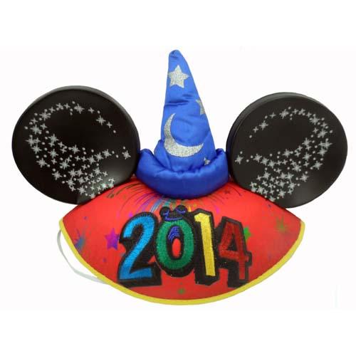 Your WDW Store - Disney Hat - Ears Hat - 2014 Sorcerer