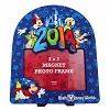 Disney Photo Frame Magnet - 2014 Logo Socerer Mickey and Pals