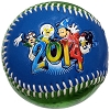 Disney Collectible Baseball - 2014 Official Logo Walt Disney World