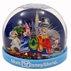 Disney Snow Globe - 2014 Sorcerer Mickey Mouse and Friends Logo