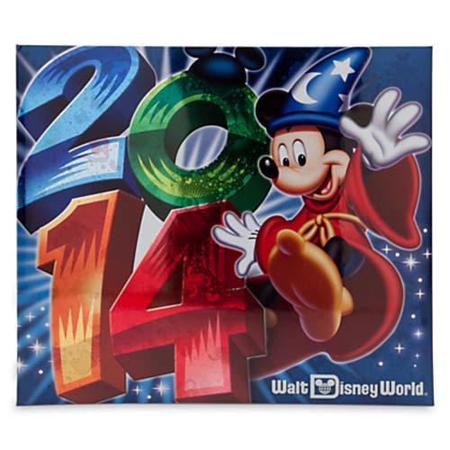 Your Wdw Store Disney Scrapbook Album 12 X 12 2014 Mickey Mouse