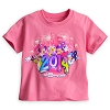 Disney Toddler Shirt - 2013 Mickey Mouse and Friends - Pink