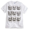 Disney Adult Shirt - Star Wars Stormtroopers Moods