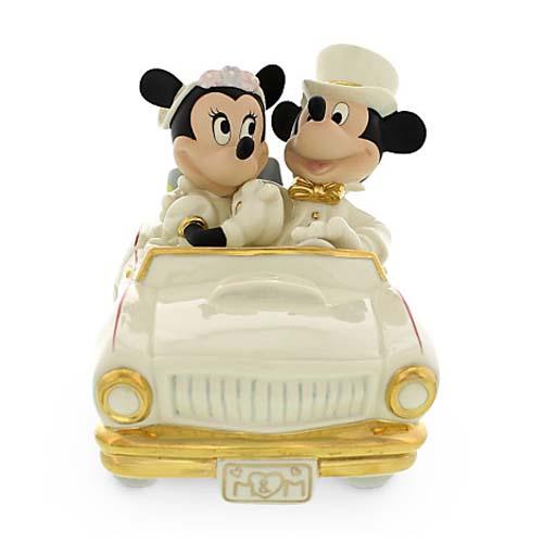 Your WDW Store - Disney Lenox Figurine - Mickey & Minnie Mouse ...