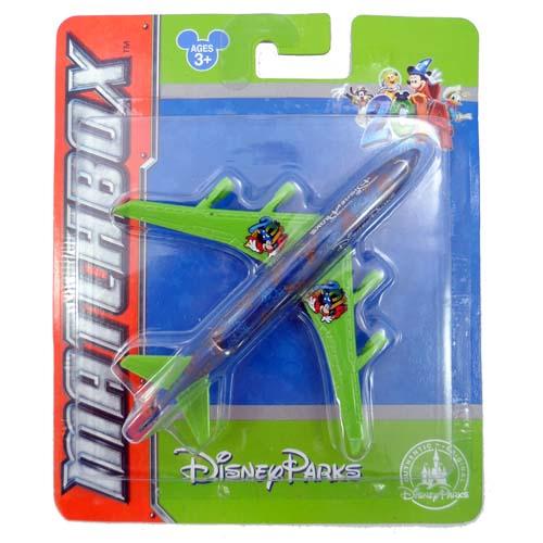 disney matchbox plane