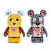 Disney vinylmation Figure Set - Valentine's Day Set - Lady & the Tramp