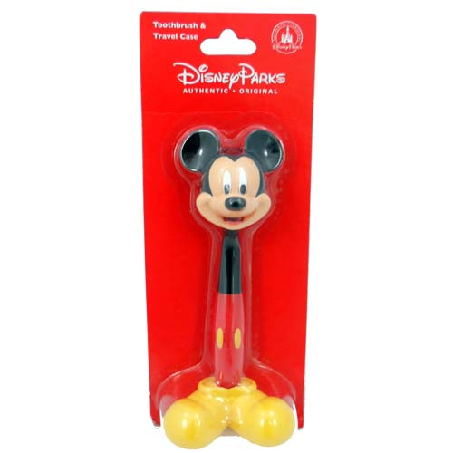 Disney Mickey Mouse Bathroom Decor: Mickey Mouse Toothbrush And