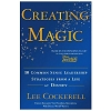 Disney Book - Creating Magic - Lee Cockerell