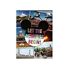 Disney Book - Let the Memories Begin! edited by Wendy Lefkon