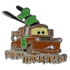 Disney Pixar's Cars Pin - Mater-Who Backfired?