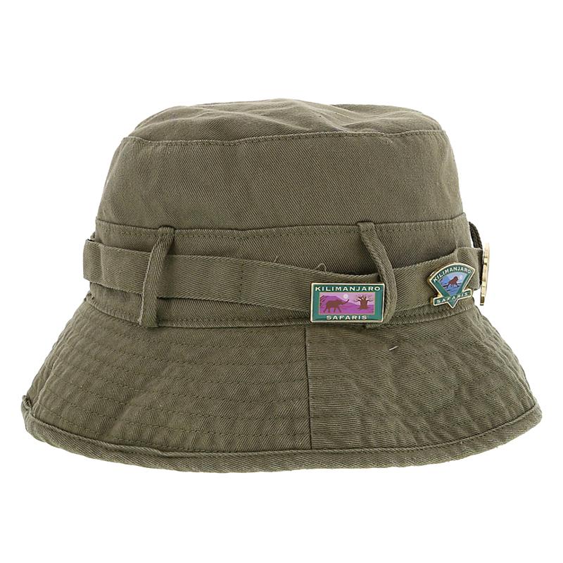 Disney Hat - Bucket Hat with Pins - Animal Kingdom 5ada554a105f