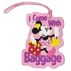 Disney Luggage Bag Tag - Minnie Mouse - I Come with Baggage