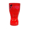 Disney Light-up Tumbler Glass - Mickey and Pluto Valentine