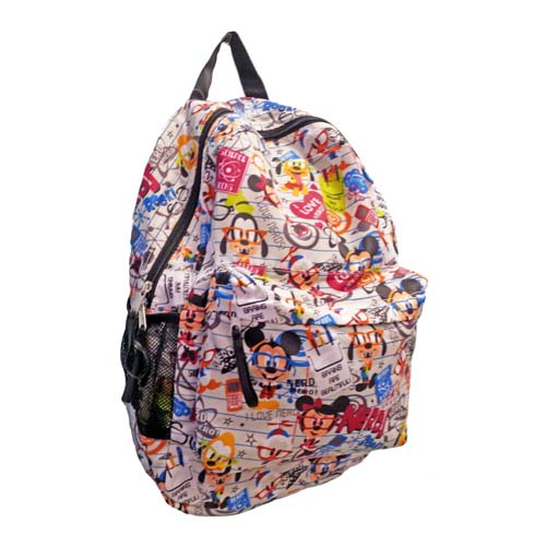 Disney Backpack - Mickey and Friends Nerds. Touch to zoom 786fb6adef746