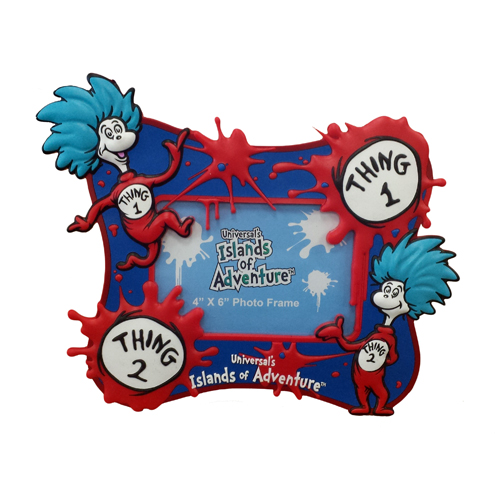 Your Wdw Store Universal Studios Picture Frame Dr Seuss Things