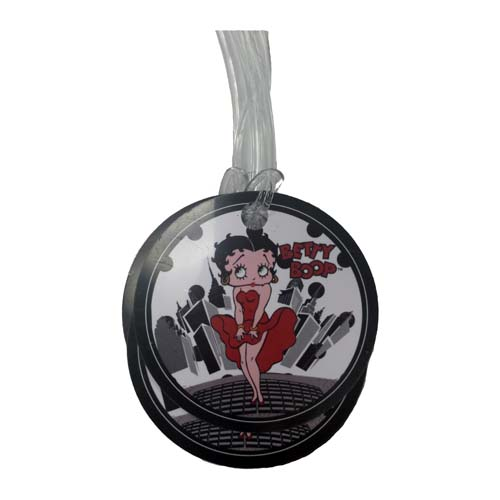 Universal Luggage Bag Tag Set - Betty Boop