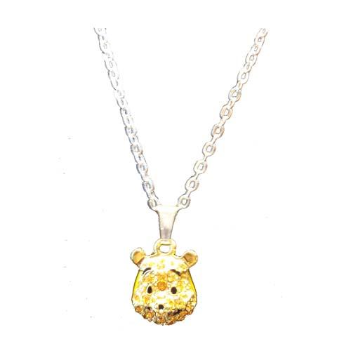 Disney Arribas Necklace Winnie The Pooh