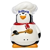SeaWorld Cookie Jar - Penguin Chef