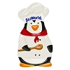SeaWorld Spoon Rest - Penguin Chef