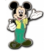 Disney Hidden Mickey Pin - 2013 B Series - Pin Trader Icons - Mickey