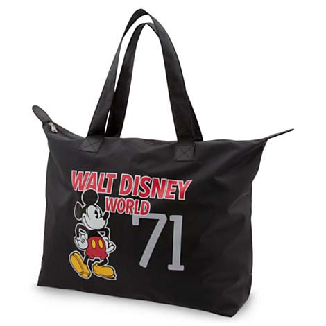 Disney Tote Bag - Mickey Mouse 71 Tote - Walt Disney World