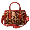Disney Harveys Bag - Minnie Mouse Leopard - Marilyn Satchel
