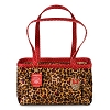 Disney Harveys Bag - Minnie Mouse Leopard - Large Satchel