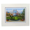 Disney Artist Print - Larry Dotson - Beauty and the Beast at France Gardens