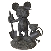 Disney Garden Statue - Flower and Garden - 2014 - Mickey Mouse