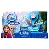 Disney Figurine Set - Frozen Swirling Snow Sled Playset