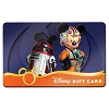 Disney Collectible Gift Card - Star Wars 2014 Skywalker Mickey and R2-MK