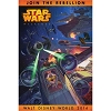 Disney Poster Print - Star Wars Weekends 2014 - Join the Rebellion