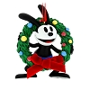 Disney Christmas Ornament - Oswald with Wreath