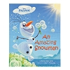 Disney Book - Frozen - An Amazing Snowman
