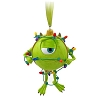Disney Christmas Ornament - Pixar Monsters Inc. - Mike in Lights
