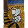Disney Pin - 2013 PIXAR Mystery Collection - WALL-E - M-O Floor Buffer