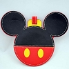 Disney Luggage Bag Tag - Mickey Mouse Deluxe Signature