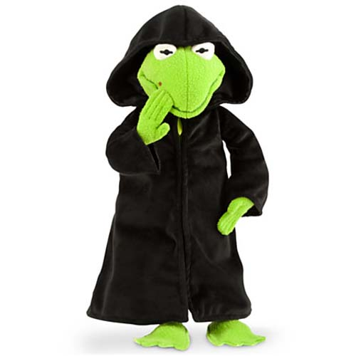 Disney Plush Muppets Most Wanted Constantine Evil Kermit The Frog