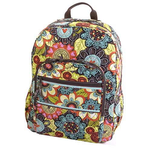 Add to My Lists. Disney Vera Bradley Bag - Mickey s Perfect Petals Backpack