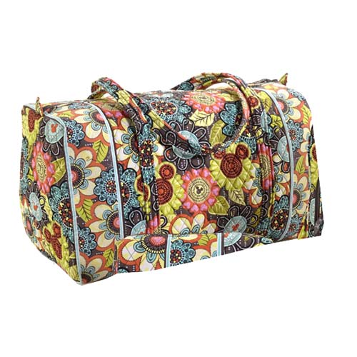 3d067d7c2c Add to My Lists. Disney Vera Bradley Bag - Mickey s Perfect Petals Duffle  Bag