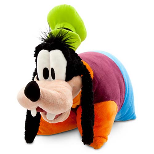 Your Wdw Store Disney Pillow Pet Goofy Reverse Pillow