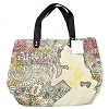 Disney Loungefly Bag - Alice in Wonderland Canvas Watercolor Tote