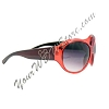 Disney Arribas Sunglasses - Mickey Icon - Red