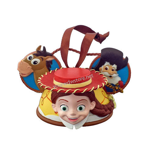 Disney Ear Hat Ornament Toy Story Jessie