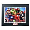 Disney Marvel Lithograph Print - Heroes - Limited Edition 1000