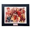 Disney Marvel Lithograph Print - Iron Man War Machine - Limited Edition 1000