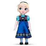 Disney Animators' Collection - Elsa Doll - 1st Edition