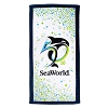 SeaWorld Beach Towel - 50th Anniversary